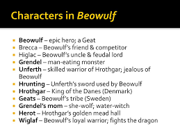 Compare And Contrast Beowulf And Grendel Venn Diagram Anglo Saxon Literature Ppt Download