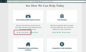 usaa insurance quote