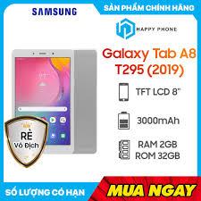 Máy tính bảng T295 (2019) Samsung Galaxy Tab A8 8