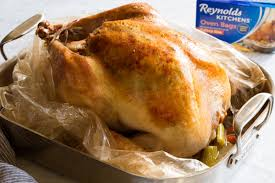 Reynolds Cooking Bag Time Chart How To Cook A Turkey In An Oven Bag Cooking Classy