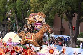 Rose Bowl Float Decorating Rules Trophies The Rose Examiner 45