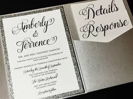 the 25 best formal wedding invitation wording ideas on pinterest Elegant Wedding Invitation Quotes glitter wedding invitation, pocketfold wedding invitation, calligraphy wedding invitation amberly version elegant formal wedding invitation wording