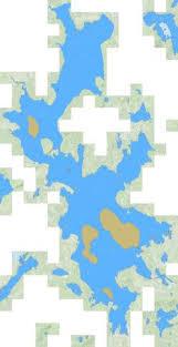 Moosehead Lake Fishing Map Us_me_00571641 Nautical