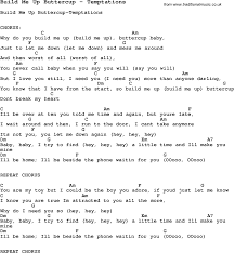 Love Song Lyrics For Uptown Girl Billy Joel With Chords For