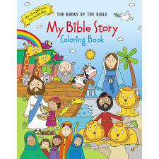 my story coloring book