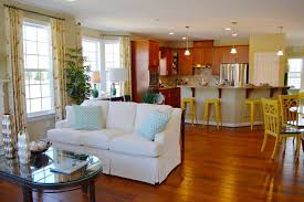 How to Decorate Your Open Floor Plan – Christopher Companies