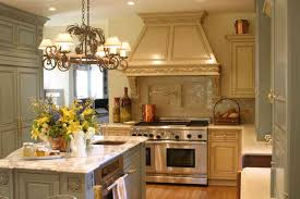 Elegant Kitchen beautiful galley kitchen remodel with elegant chandelier and gold 1014 by xevi.us