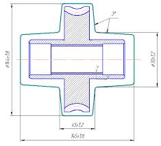 Отчет по производственной практике на химзаводе в РМП Отчет по  Рисунок 1 литье в земляные формы