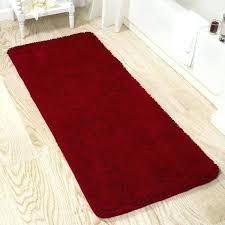 60 bath rug bathroom runner home memory foam mat x inches 24 cotton 60 bath rug x