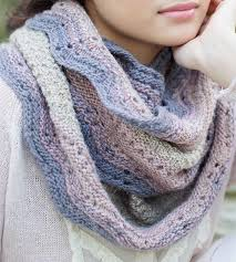 Knit Infinity Scarf Pattern Classy Infinity Scarf Knitting Patterns In The Loop Knitting