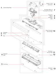 dyson dc40 multi floor partswarehouse dc40