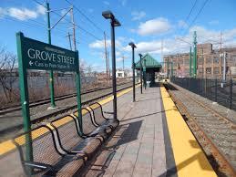 Grove Street Light Rail Parking Grove Street Station Newark Light Rail Wikipedia