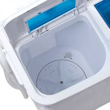 Mini Washing Machines Portable Mini Small Rv Dorms Compact Washing Machines Spin And