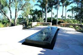 large outdoor fountains water s for patio outside wa