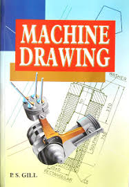 machine drawing p s gill