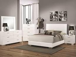 Rana Furniture Bedroom Sets Jeremaine White Mirror