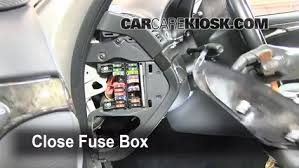 interior fuse box location mercedes benz e  interior fuse box location 2003 2009 mercedes benz e320 2009 mercedes benz e320 bluetec 3 0l v6 turbo diesel