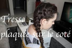 Tuto Coiffure N 2 Tresse Coll E Sur Le Cot Dutch Braid