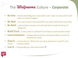 Walgreens Org Chart Group B Walgreens