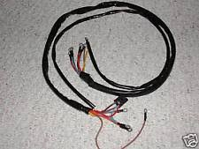 sportster wiring harness motorcycle parts sportster harley wiring harness 73 74 xlh xlch oem 70153 73