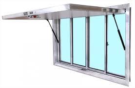 concession window off the shelf or diy