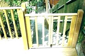 retractable gates for stairs deck gate decks google search outdoor stairway special stair reviews baby