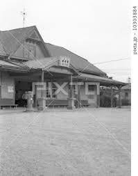 嵯峨駅の写真素材 Pixta