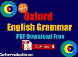 free oxford english grammar pdf