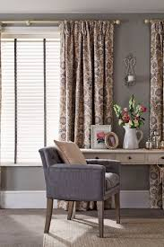 venetian made to measure blinds look stunning when layered with complimentary curtains this