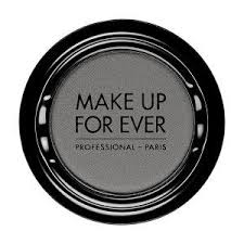 artist shadow make up for ever sephora color m110 cement matte eyeshadow med true grey