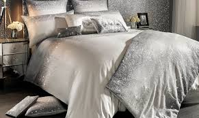 kylie minogue glitter fade bedding collection