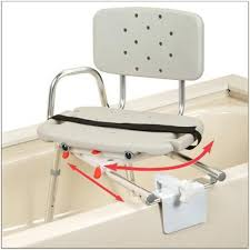 bathtub transfer bench swivel seat