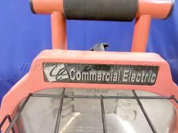 Commercial Electric Work Light Awesome Public Surplus Auction 32
