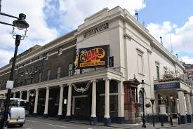 Theatre Royal Drury Lane Seating Chart Theatre Royal Drury Lane Wikipedia