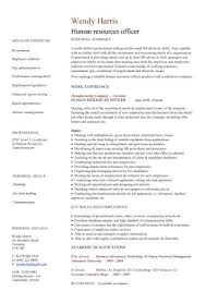 Best Solutions of Sample Resume For Administrative Officer With Additional  Proposal