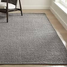 keeler grey jute rug crate and barrel intended for plans architecture grey jute rug