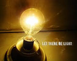 Let There Be Light Verse Genesis 1 3 Let There Be Light The Agapegeek Blog