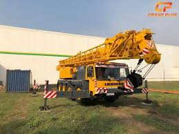 1993 All Terrain Crane Liebherr Ltm 1070 Of Capacity 70