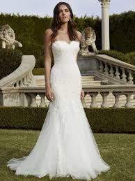 cheap elegant wedding dresses 2017 simple mermaid lace bridal