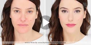 american vs french makeup tutorial as every knows very well that french makeup is very light and impressive that s why