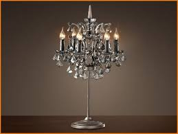 home and furniture interior design for crystal chandelier table lamps at attractive lamp crystal chandelier