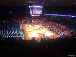 State Farm Center Section 239 Rateyourseats Com