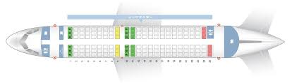 A319 Seating Chart Seat Map Airbus A319 100 Brussels Airlines Best Seats In