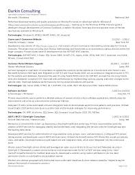 Sample Resume For Asp Net Developer Fresher Best Of Dot Net Resume Sample Lespa