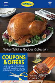 Butterball Turkey Defrost Chart Butterball Cookbook Plus Turkey Recipes Plus Cooking Tools