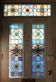 stained glass sidelight panels leaded front doors door jays tree a and inserts portfolio window stained glass sidelight panels s gallery window