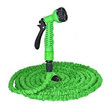 200 ft garden hose. 200FT Garden Hose Expandable Telescopic Pipe High Pressure Car Wash Nozzles Flexible Multifunction Spray 200 Ft