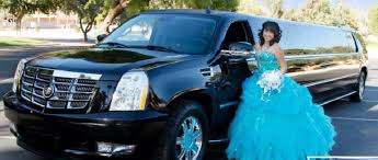 Limo For Your Quinceañera