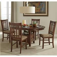 oldbrick furniture. intercon mission casuals 5piece dining set oldbrick furniture