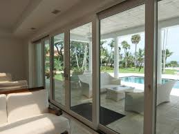 triple pane sliding glass doors